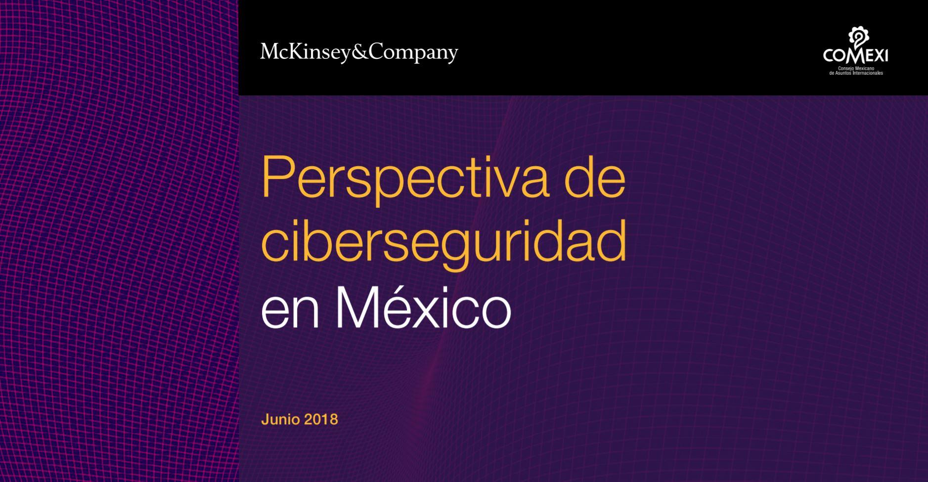 Perspectiva de ciberseguridad en México