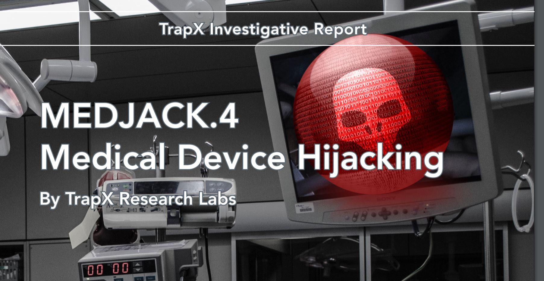MEDJACK.4: Secuestro de dispositivos médicos. - Daniel\'s blog